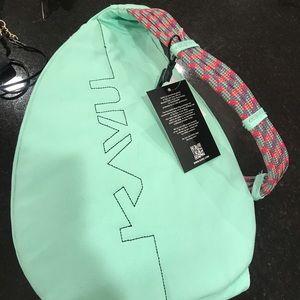 KAVU NWT Cross Body Rope Bag Seafoam Last One!